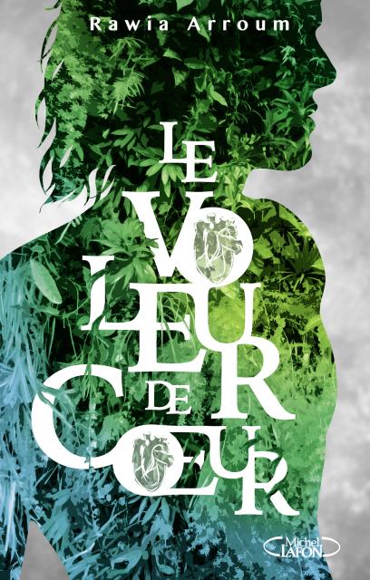 """Couverture du livre """"Le voleur de coeur"""""""